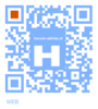QR-code Quick Response coded for HocomAdvies